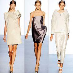 Calvin Klein Collection, Fashion Week, Runway Report, Day 7