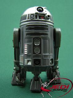 Star Wars TSC Saga Collection R2-A6 Astromech Hasbro 3,75/'/' 1 Piece