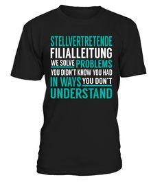 Stellvertretende Filialleitung We Solve Problems #StellvertretendeFilialleitung