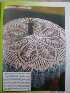 Crochet doily Lace napkin Round White doilies Knitted tablecloth Open-work Home Table Decor Table Decoration Mothers Gift for her 25 inch Doily crochet milk color is executed from of cotton threads. Crochet Tablecloth Pattern, Crochet Placemats, Crochet Doily Patterns, Crochet Art, Love Crochet, Filet Crochet, Crochet Designs, Hand Crochet, Knitting Patterns