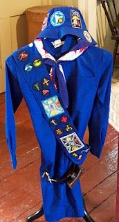 Girl Guide Uniform like I had