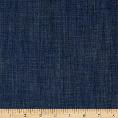Art Gallery Fabric Denim navy