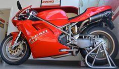 Ducati 916 Ducati 916, Ducati Motorcycles, Cars And Motorcycles, Mv Agusta, Hot Bikes, Moto Guzzi, Super Bikes, Vespa, Motors