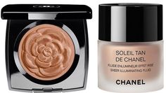 Chanel Mediterranee Summer 2015 Makeup Collection