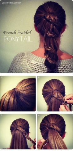 Pony-braid