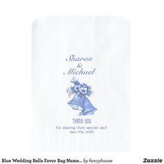 Blue Wedding Bells F