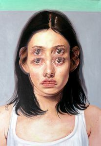"Alex Garant | ""The 13th Hour"" (2018) The 13th Hour, Identity Artists, Alex Garant, Surealism Art, Vision Art, Montage Photo, Surrealism Photography, A Level Art, Illusion Art"