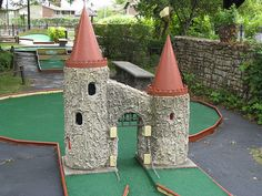 Cool Crest Mini Golf in Independence, Missouri