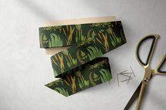 Vintage Style Woodland Fabric Ferns Forest Foliage Designer | Etsy Fern Forest, Woodland Fabric, Vintage Style, Vintage Fashion, Beige Background, Surface Pattern Design, Botanical Illustration, Ferns, Fabric Design