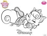 Disney's Princess Palace Pets Free Coloring Pages and Printables   SKGaleana
