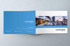 MYBOS - Product Brochure by antyalias, via Behance