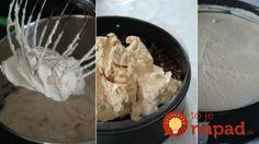Tortička ako stvorená na nedeľné maškrtenie. Pripravíte ju rýchlo, jednoducho a chutí dokonale. Ak hľadáte skvelý dezert na popoludnie, práve ste ho našli! Potrebujeme: 250 gramov maslových sušienok 200 gramov horkej čokolády 1/2 šálky karamelového Salka 1/2 šálky smotany na šľahanie Na krém: 500 ml smotany na šľahanie 1 balenie vanilkového pudingu 2 lyžice karamelového...