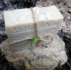 Amazon.com : Volcanic Ash Natural Bar Soap with Cocoa Butter and Patchouli- Great for Eczema, Psoriasis or Acne! : Bath Soaps : Beauty