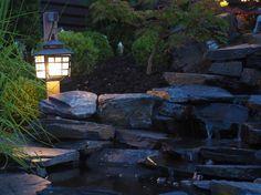 Aqua-Web • katso viestiketjua - Uusi Koi lampi ja puutarha Koi, Aqua, Mansions, House Styles, Home Decor, Water, Decoration Home, Room Decor, Fancy Houses
