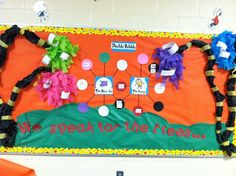 The Lorax Bulletin Board
