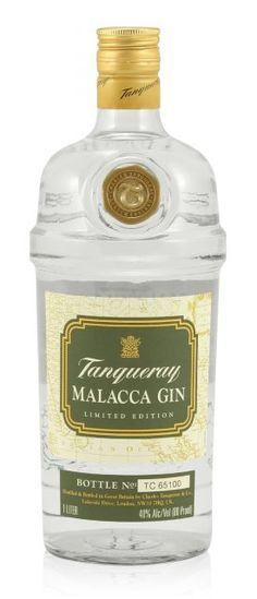 #Tanqueray #Malacca #Gin Limited Edition 1,0L (40% Vol.) - This is a very #Rare and #Limited edition with a 150 year old recipe. Limited to only 100.000 Items // #RockDrinks /http://www.rock-drinks.de/Gin/Tanqueray-Malacca-Gin-Limited-Edition-10L-40-Vol::1400.html