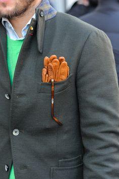 Belgian Dandy: Driving Gloves: A Usefull yet Dandy Accessoire !