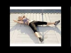 Tracy Anderson inner thigh workout