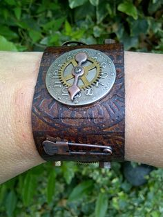 The Little Shabby Shed grunge board bracelet