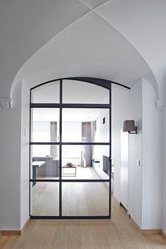 Mondrian Internal Glass Door