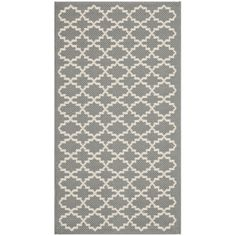 This manufacturer takes the classic beauty out of the home with the launch of their Bexton Anthracite/Beige Indoor/Outdoor Area Rug. This Buxton Anthracite/Beige Indoor/Outdoor Area Rug is suitable for anywhere Outdoor Runner Rug, Indoor Outdoor Area Rugs, Quatrefoil Pattern, Patio Rugs, Textiles, Accent Rugs, Online Home Decor Stores, Carpet Runner