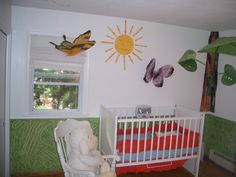 Caterpillar room
