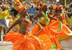 Feria de Cali 2012 -- The Cali Fair takes place in Cali, Colombia and is celebrated December 25th to January 1st. It is a celebration of the region's cultural identity, famous for the Salsa marathon, horse riding parades and dance parties.