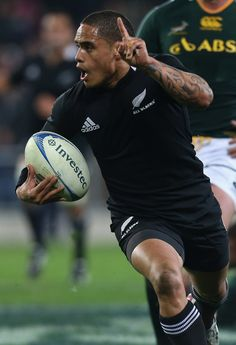 Aaron Smith - New Zealand v South Africa: The Rugby Championship