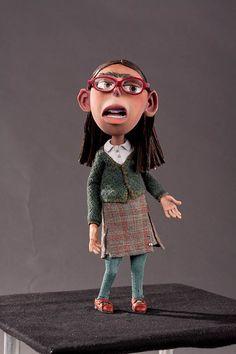 Personaje Salma en El alucinante mundo de Norman - CineDor