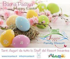 Buona Pasqua. Happy Ester. www.incantea.it