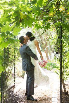 Timelessly elegant: Sandy & Chris's traditional church wedding