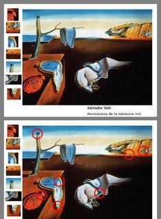 Salvador Dali, Alternative Education, Ecole Art, Animation, Art Ideas, Activities, Painting, Corona, Pintura
