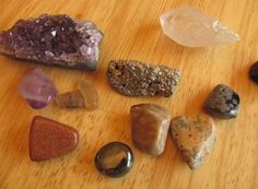 Rocks and Minerals Crafts, Activities, Printables