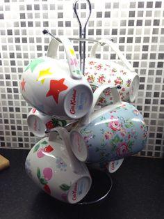 Cath kidston mug love