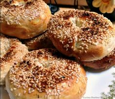 Montreal Style Bagels - ChefTap