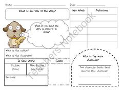 Short story story map, graphic organizer, comprehension aid for Common Core. from SpellingPackets com on TeachersNotebook.com -  - Story maps or graphic organizers help your student identify various elements of the story or book they just read. This graphic organizer will help your student identify 15 parts of a story.