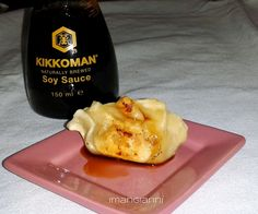 I Mangiarini: Dalla Cina con gusto Ravioli cinesi