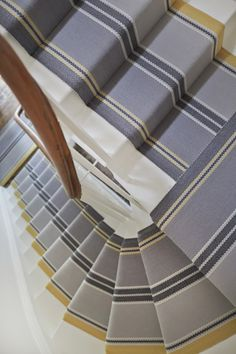 Re-colour a Roger Oates runner for your home - like this bespoke Cluny