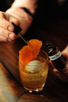 Bacon Old Fashioned_The Patterson House