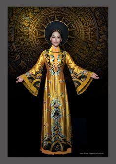 Fashion Vietnam by duongquocdinh.deviantart.com on @DeviantArt