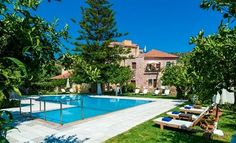 Find lowest rates at Spilia Village Greek Islands, 4 Star Hotels, Greece, Tourism, Restaurant, Mansions, House Styles, Places, Turismo