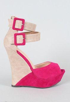 Zapatos en primavera