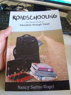 Worth reading for those times that these opportunities will arise. Roadschooling: The Ultimate Guide to Education Through Travel Life Learning, Learning Games, How To Start Homeschooling, Travel With Kids, Family Travel, Home Schooling, Curriculum, Teaching, Field Trips
