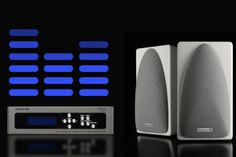 GefenTV's 2.1 Audio Amplifier with Volume Stabilizer is a must-have gadget for home entertainment systems, offices, or meeting rooms. It switches between three digital and analog audio sources, downmixes multi-channel digital audio to 2.1 channels, and evens out the volume between different sources and program materials. http://www.gefen.com/kvm/gtv-volcont-da.jsp?prod_id=9953