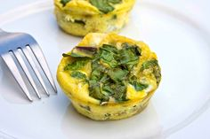 Muffin Tin Mania: Swiss Chard Quiches