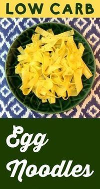 Jan 14 2020 - Here's a simple method to make low carb egg noodles out of eggs and cream cheese. These noodles are Atkins Banting THM LCHF Keto Sugar Free and Gluten Free compliant. They're easy to make and delicious to eat. Ketogenic Recipes, Low Carb Recipes, Diet Recipes, Healthy Recipes, Low Carb Soups, Banting Recipes, Smoothie Recipes, Ketogenic Diet, Healthy Foods