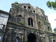 ORIGINAL BEAUTY. Sta. Ana Church is one of few beautiful churches left undamaged by World War II. Photo by Karl Aguilar (theurbanroamer.com) Parish of Our Lady of the Abandoned (Sta. Ana Church), Sta. Ana, Manila