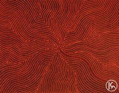 Image issue du site Web http://www.aboriginalartstore.com.au/media/14176/fire_dreaming_8_photo_slideshow.CACHE-1000x1000.jpg