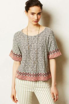 Anthropologie Fabled Pullover on shopstyle.com