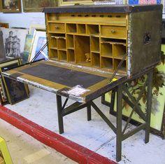 WW1 Artillery Field Desk   Furniture   Pinterest   Desks ...